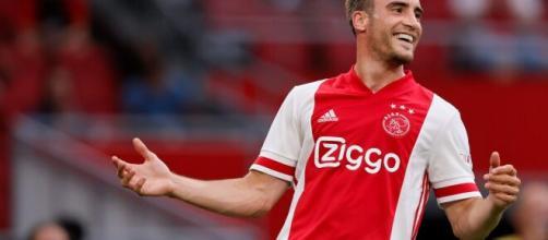 Ajax, il laterale Nicolas Tagliafico.