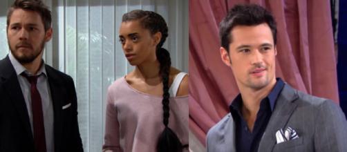Beautiful, trame all'8 maggio: Liam mette in guardia Zoe sulla buonafede di Thomas.