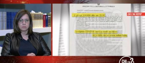 Denise Pipitone: 1233 telefonate tra Anna Corona e una donna legata a un commissario.