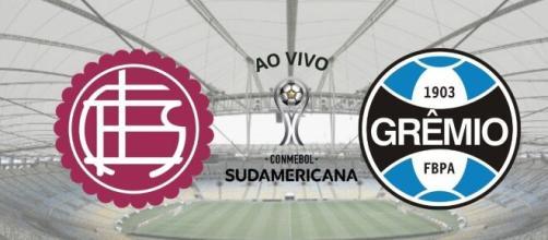 Grêmio e Lanús se enfrentam pela Sul-Americana com transmissão ao vivo (Arquivo Blasting News)