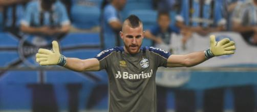 Grêmio pretende liberar jogadores de altos salários antes de contratações chegarem (Lucas Uebel/Grêmio)