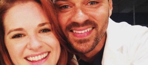 Grey's Anatomy 17, Sarah Drew su Jesse Williams: 'Tra noi c'è un'amicizia meravigliosa'.