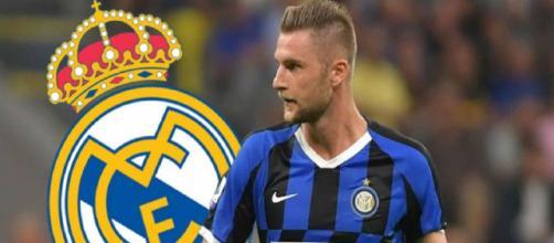 Inter, il Real Madrid vuole Skriniar.