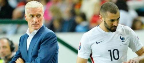 Le 'crime' contre Benzema de la part de Didier Deschamps doit cesser - Photo capture d'écran Twitter