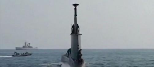 Le sous-marin disparu en indonésie a été retrouvé - Photo capture d'écran vidéo Youtube