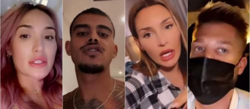Les Marseillais à Dubaï : Luna balance tout sur le couple Greg et Marie. L'ex de Maeva Ghennam s'emporte et la clashe violemment.