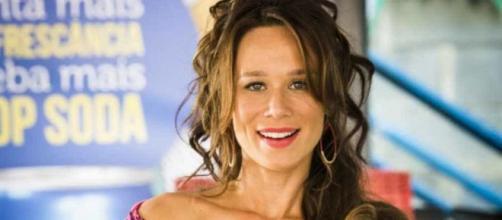 Mariana Ximenes ganhou felicitações (Reprodução/Rede Globo)