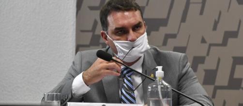 Pacheco foi ingrato com Bolsonaro ao instalar CPI, diz Flávio (Leopoldo Silva/Agência Senado)