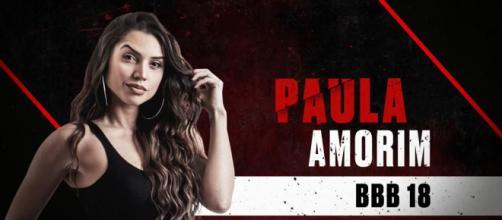 Paula Amorim estará em 'No Limite' (Reprodução/TV Globo)