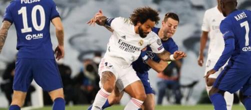 'Marcelo n'a plus le niveau', estime Eric Di Meco (Credit : Twitter officiel RMC Sport)