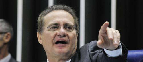 Renan é relator da CPI da Covid ( Geraldo Magela/Agência Senado)