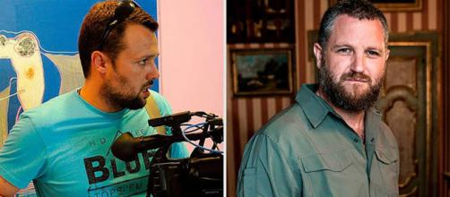 Roberto Fraile (izquierda) y David Beriáin (derecha), los periodistas asesinados en Burkina Faso.