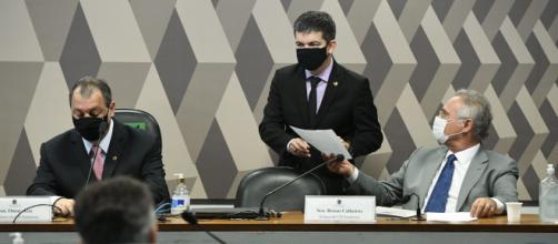 Senado Federal instala Comissão Parlamentar de Inquérito da Covid (Jefferson Rudy/Agência Senado)