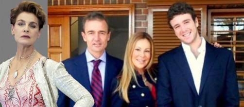 Ana Obregón defiende a Lequio de Antonia Dell'Atte y ruega que su hijo pueda 'descansar en paz'. (Fotos RTVE e Instagram @ana_obregon_oficial)