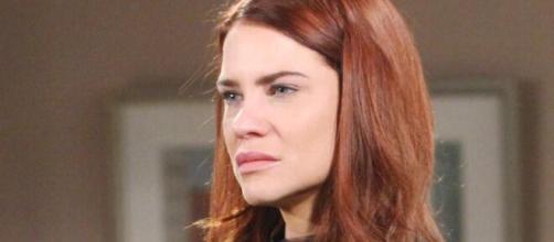 Beautiful, anticipazioni: Sally vuole tenere legato a sé Wyatt rimanendo incinta di lui.