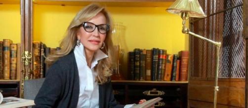 Carmen Lomana en sus zascas también ha criticado a la joven Julia Janeiro (Instagram, @carmen_lomana)