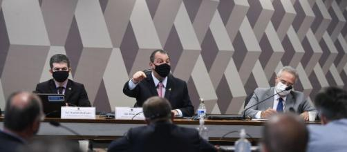 CPI aprova convocação de Queiroga e ex-ministros da Saúde (Agência Senado)