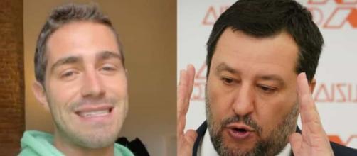 Ddl Zan: scontro social tra Salvini, Fedez e Tommaso Zorzi.