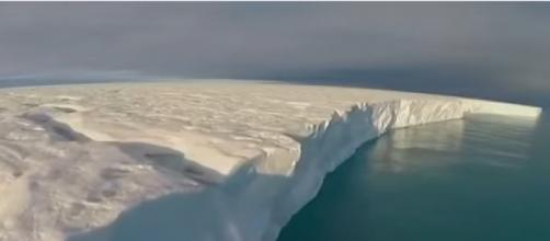 Greenland glaciers: Melting of ice caps driven by wind shift, ocean currents (Image source: WION/YouTube)