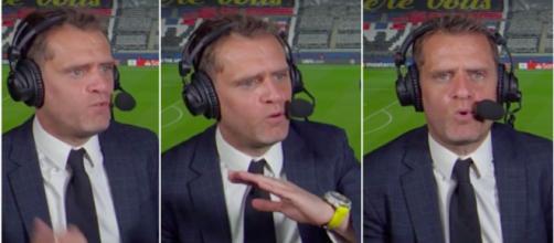 Le violent coup de gueule de Jérôme Rothen contre les stars du PSG - Photo captures d'écran RMC vidéo