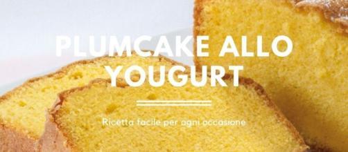 Plumcake allo yogurt facile da preparare