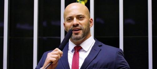 Por unanimidade, STF aceita denúncia contra Daniel Silveira (Divulgação/Agência Câmara)