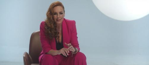 Rocío Carrasco en el octavo episodio de 'Rocío: contar la verdad para seguir viva'. (Telecienco)