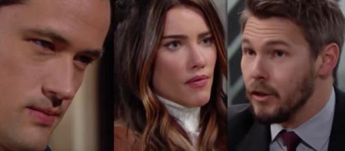 Beautiful, trame Usa: Quinn aggredisce Brooke per aver schiaffeggiato Shauna.