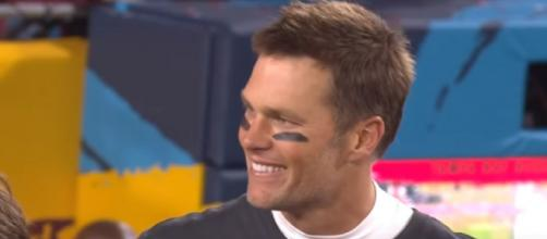 Brady recently won his seventh Super Bowl ring (Image source: NFL/YouTube)