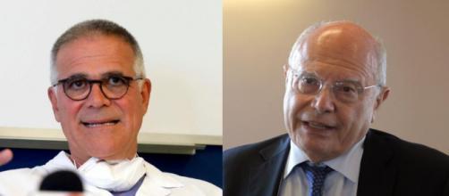 Covid-19, nuovo botta e risposta tra Alberto Zangrillo e Massimo Galli   virgilio.it