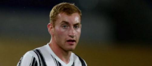 Dejan Kulusevski, centrocampista della Juventus.