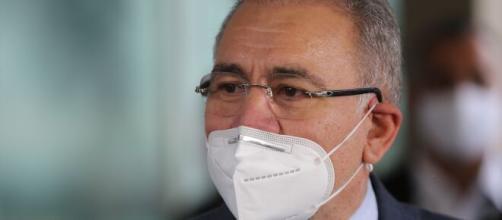 Dia foi corrido para o ministro da Saúde que ainda se reuniu virtualmente com a OMS (Arquivo Blasting News)