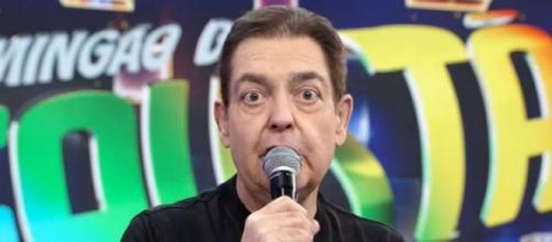 Faustão nasceu em maio (Reprodução/TV Globo)