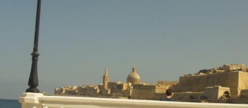 Malta: immagine della capitale La Valletta.