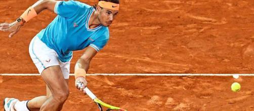 Rafael Nadal testa di serie numero al torneo di Madrid.