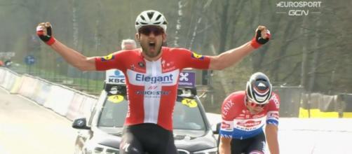 La vittoria di Kasper Asgreen al Giro delle Fiandre