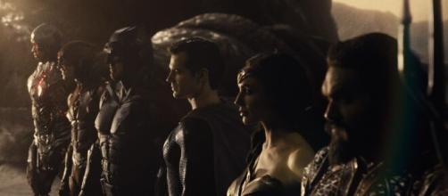 I supereroi che compongono la Justice League