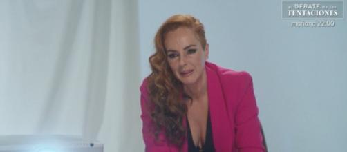 Rocío Carrasco no habría tenido intención de lucrarse con su documental según Telecinco (Twitter @telecincoes)