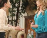 Beautiful, anticipazioni Usa: Quinn mette le mani sul filmato del bacio tra Bill e Brooke.