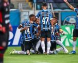 Grêmio deve fazer contratações de peso somente se chegar à fase de grupos da Libertadores (Lucas Uebel/Grêmio FBPA)