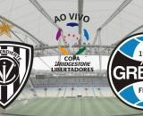 Grêmio x Del Valle terá transmissão ao vivo no Fox Sports (Arquivo Blasting News)