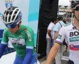 Remco Evenepoel e Peter Sagan potrebbero diventare compagni di squadra.