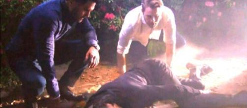 Beautiful, trame Usa: Liam investe accidentalmente Vinny, che muore sul colpo.