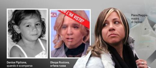 Denise Pipitone, chi è Olesya Rostova.