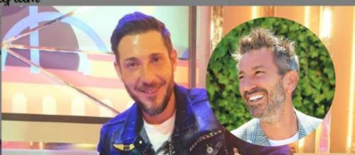 El director David Valldeperas aseguró que Antonio David grababa las conversaciones cuando trabajaba en el a cadena (Collage Instagram)