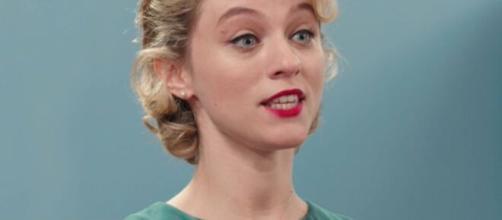 Irene Cipriani in una scena de Il Paradiso delle signore.