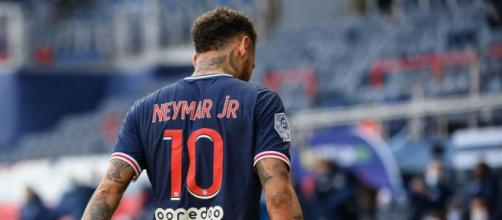 Le comportement de Neymar agacerait en interne - Photo capture d'écran Twitter