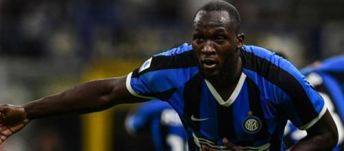 Romelu Lukaku, punta dell'Inter.