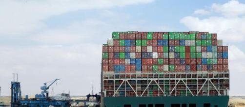 Ever Given, Il blocco del canale di Suez ha strozzato l'economia.