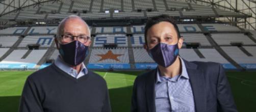 Frank McCourt prêt à vendre l'OM durant l'été - photo capture d'écran vidéo Youtube La Provence
